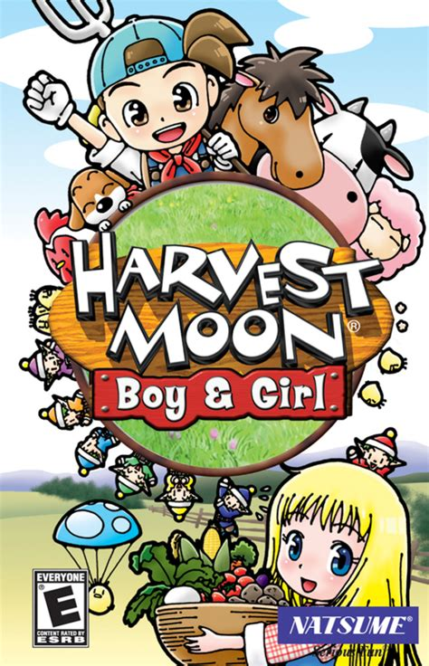 phenom_piano88's Review of Bokujou Monogatari: Harvest ...