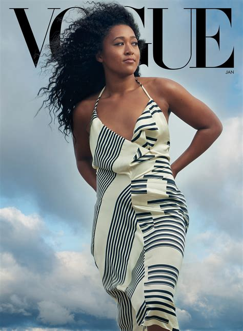 Tennis star naomi osaka said monday she is withdrawing from the french open after refusing to speak to the media at the grand slam. Leading By Example: How Naomi Osaka Became the People's Champion   Vogue