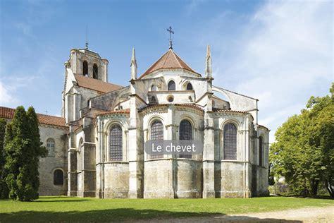 le de chevet le chevet de la basilique sainte madeleine de v 233 zelay