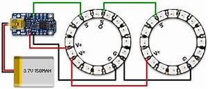 Neopixel Ring 16 Ws2812