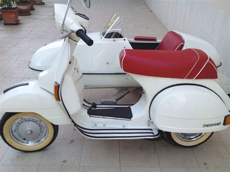 vespa mit beiwagen piaggio vespa 200 ccm px mit beiwagen 1980 catawiki