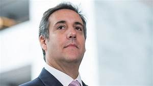 Michael Cohen's office raided.