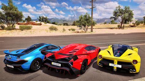 Forza Horizon 3 Online