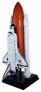 NASA - Space Shuttle Endeavour with Full Stack - 1/100 ...