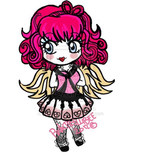 Mh Tudo Love Monster High Em Chibi