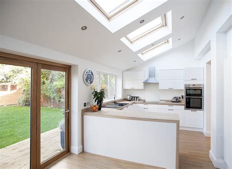 kitchen extension design ideas projects property design and draw ltd 4745