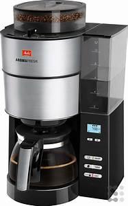 Kaffeemaschine Mit Mühle : melitta filterkaffeemaschine mit integriertem mahlwerk aromafresh ebay ~ Frokenaadalensverden.com Haus und Dekorationen