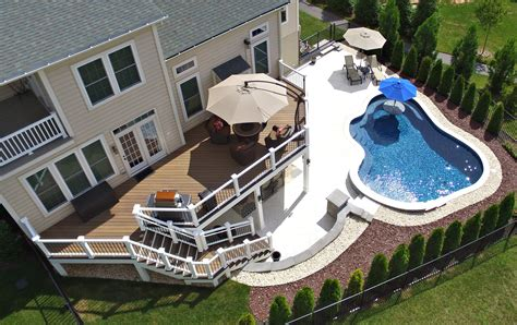 Deck Mt Airy by Deck Builders Mt Airy Frederick Carroll County Maryland