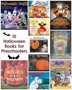 12 Halloween Picture Books for Preschoolers | Halloween ...
