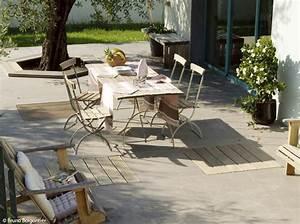 Imperméabilisant Pour Terrasse : quel rev tement pour le sol de ma terrasse elle d coration ~ Premium-room.com Idées de Décoration