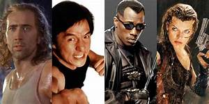 Nicolas Cage, Jackie Chan, Wesley Snipes And Milla ...