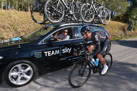 ukad investigating team sky allegations cycling