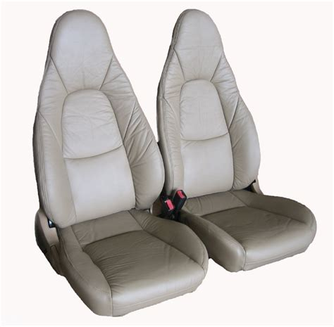 Miata Seat Upholstery Kit by 2001 2005 Mazda Miata Convertible Front Buckets Seat