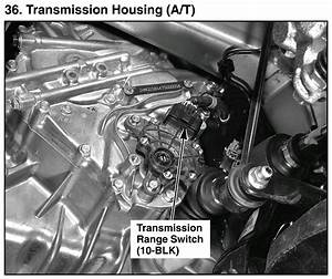 How To Access Transmission Range Switch