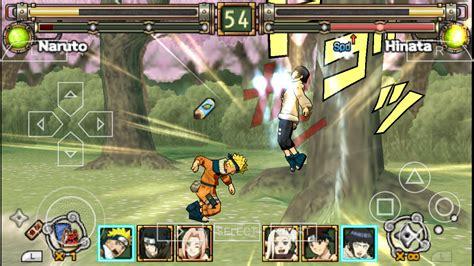Naruto Ulimate Ninja Heroes (usa) Psp Iso Free Download