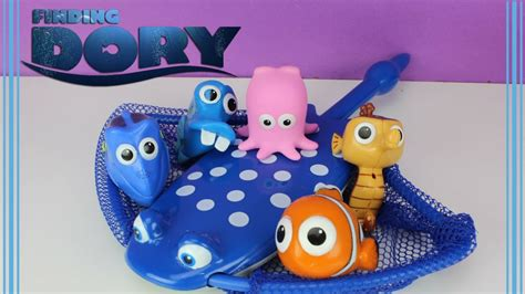 finding dory dive catch game youtube