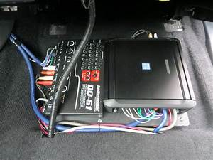 Dsp Added To Audio System - Toyota 4runner Forum