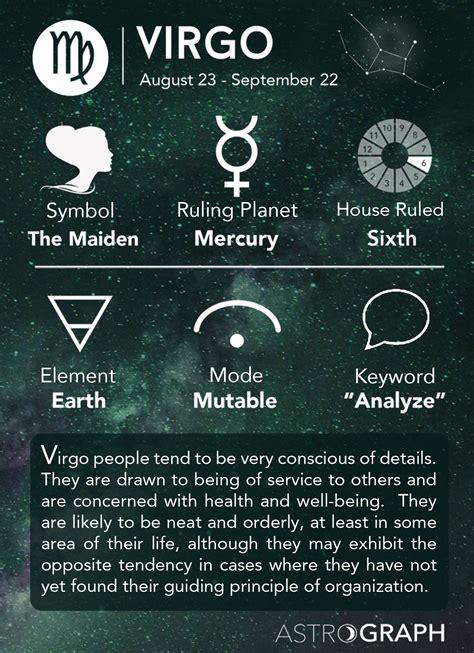 Sternzeichen Krebs Jungfrau by Virgo Sheet Astrology Virgo Zodiac Sign Learning