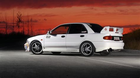 Mitsubishi Lancer Evolution 3 by Object Moved