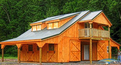 Modular Barns With Apartment