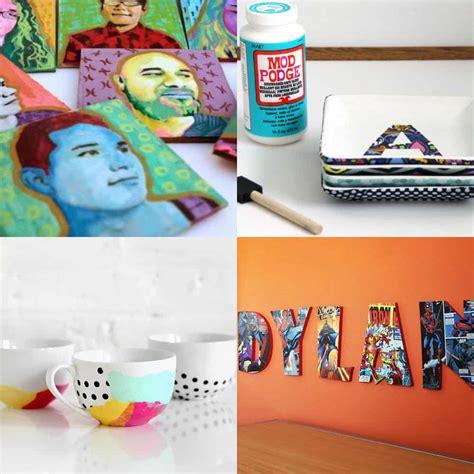 mod podge ideas crafts top 10 mod podge craft ideas of 2015 mod podge rocks 4979