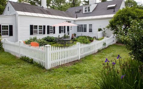 white picket fence designs  styles
