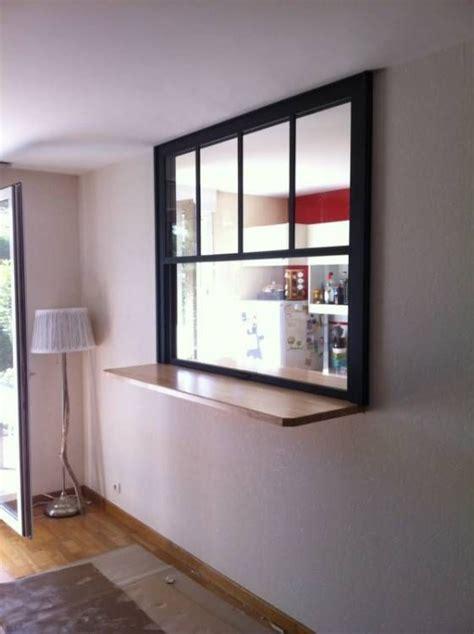 entreprise de cuisine fenêtre americaine passe plat intérieur j 39 aime beaucoup