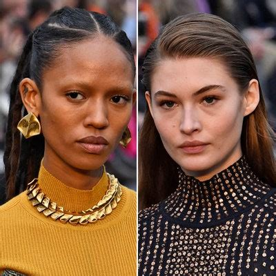 Milan Fashion Week Fall 2019 Beauty Trends: Best Hair and
