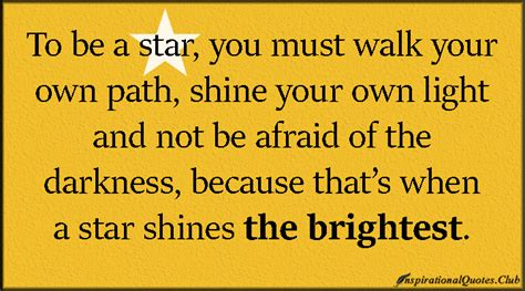 Shining In The Darkness Quotes