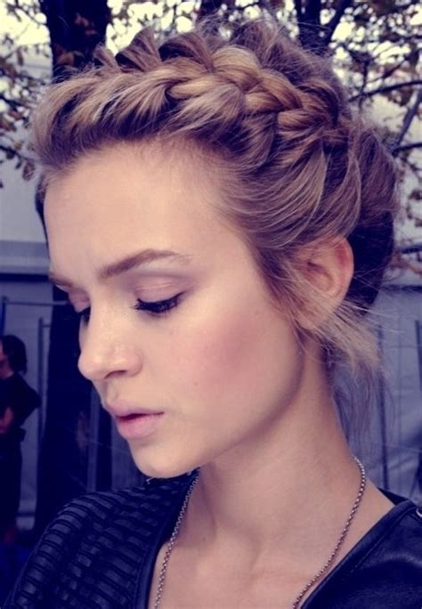Updo Hairstyles 2014 by Braid Updo Updo Hairstyles For 2013 2014