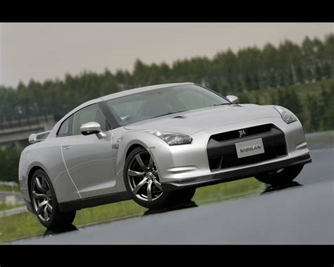 Nissan G Tr by Nissan Gt R 2007