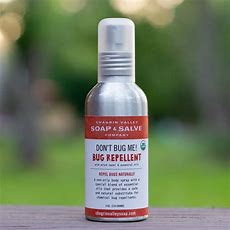 Don't Bug Me! Natural Bug Spray  Chagrin Valley Soap