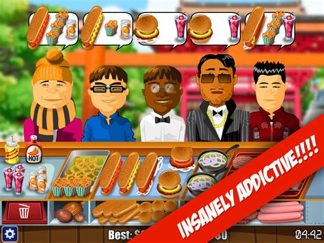jeux de cuisine d bush android apps on play