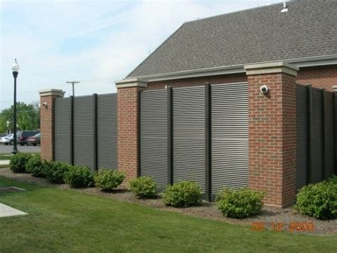 aluminum fence ametco manufacturing