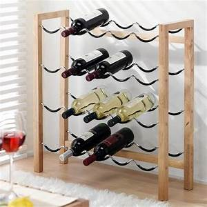 Porte Bouteille Vin : quel rangement choisir pour vos bouteilles de vin home ~ Melissatoandfro.com Idées de Décoration