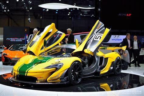 Mclaren P1 Gtr Is On The Supercar List Of 2015