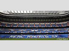 Le Santiago Bernabeu, un stade d'élite Real Madrid CF