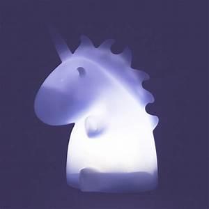 Lampe De Chevet Licorne : veilleuse licorne led comment se ruiner ~ Teatrodelosmanantiales.com Idées de Décoration