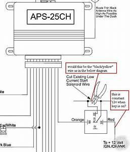 Car Alarm Wire Diagram