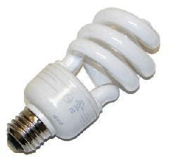 are energy efficient light bulbs safe
