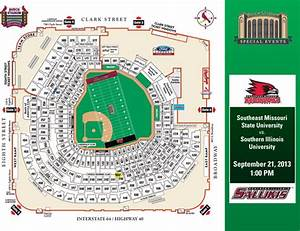 Salukis Redhawks Formally Announce Sept 21 Game At Busch