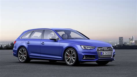 2016 audi s4 avant top speed