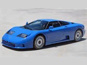Bugatti Eb110 Prix : evolution de la cote bugatti eb110 1991 1995 en france ~ Maxctalentgroup.com Avis de Voitures