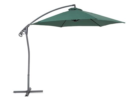Cantilever Patio Umbrellas Uk by Cantilever Garden Umbrella Asti Ii Green