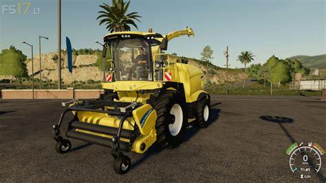 New Holland 300 Fp V 10 Fs19 Mods