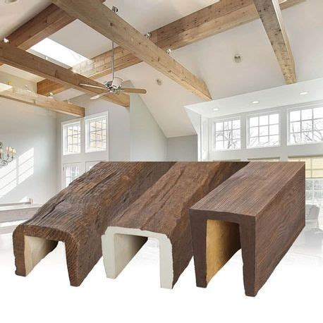 Decke Mit Holzbalken by Faux Wood Beams Outwater Plastics Wow Cool In