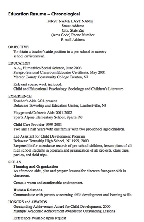 Educational Aide Resume by Best 25 Assistant Ideas On Assistant
