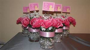bridal shower flower centerpieces for tables With images of decoration pieces