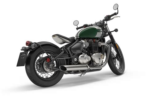 The New Triumph Bobber