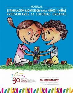 U201cmanual De Estimulacion Montessori Para  U201cel Ni U00d1o  Y La